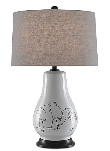 Amazon.com: Currey & Company - Lámpara de mesa con ...