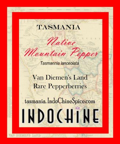 (Tasmanian Mountain Pepper - Wild Pepperberries from Tasmania 2 ounce )
