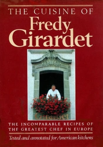Sb Peel - The Cuisine of Fredy Girardet