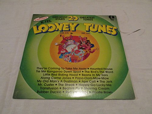 Used, Various - K-Tel Presents: Looney Tunes - Lp Vinyl Record for sale  Delivered anywhere in USA