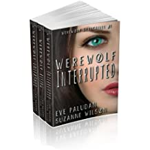 Werewolf Detectives Series Box Set - Books 1, 2, and 3 (Werewolf Detectives #1, #2 and #3): Paranormal Mystery Romance Novels