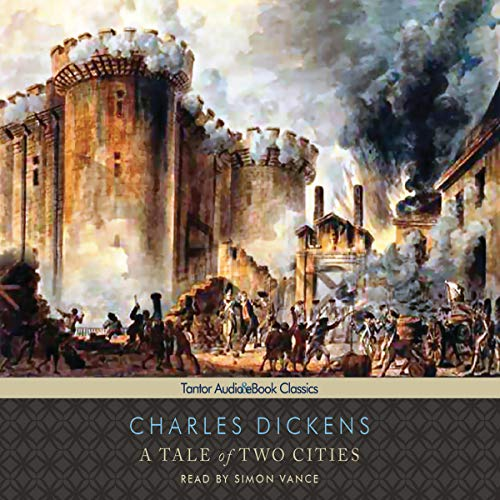 Bargain Audio Book - A Tale of Two Cities  Tantor