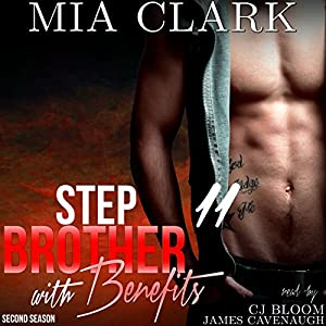 Stepbrother with Benefits 11 (Second Season) Audiobook