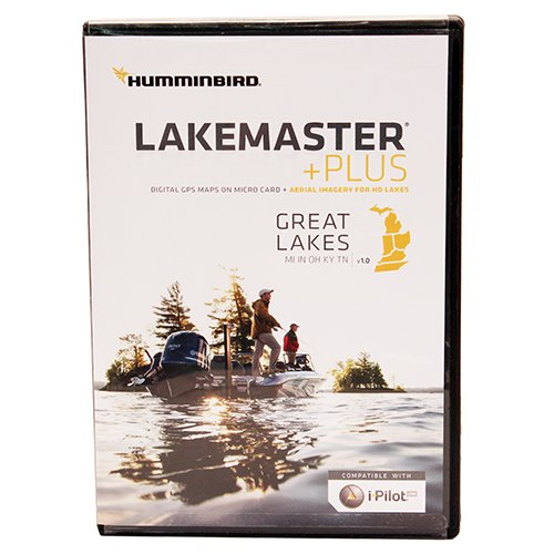 Humminbird Plus January 16 Great Lakes Map Card