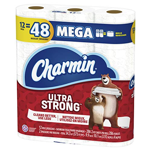 Charmin Toilet Paper and Bath Tissue