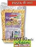 Spirelli aus 100% Kichererbsen. bio (250 g)