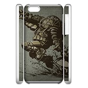 Bioshock iPhone 6 4.7 Inch Cell Phone Case 3D 53Go-168072