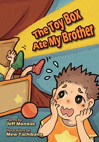 The Toy Box Ate My Brother PDF