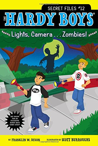 Light Filler (Lights, Camera Zombies! (Hardy Boys: The Secret Files))