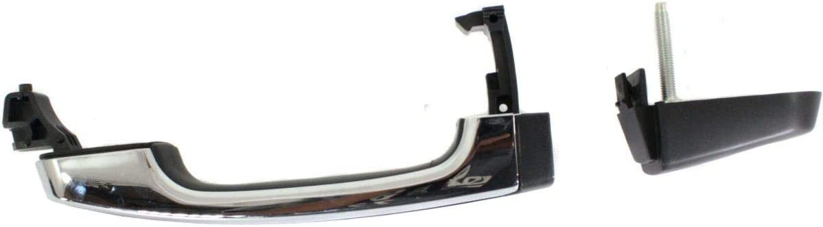 08 Taurus Front//Rear Outside Exterior Door Handle Left Driver Side 8G1Z5422405AA