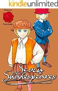 Seven Shakespeares Vol. 2 (comiXology Originals)