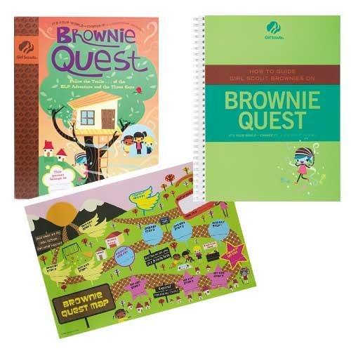 Brownie Girl Scout Leaders - 3