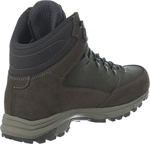 Zapatos Asche Rise High Tudela Hombre de Gtx Light Hanwag para Senderismo Gris qOTxwtRw