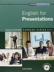 Express Series: English for Presentations: A short, specialist English course. (Oxford Business English)