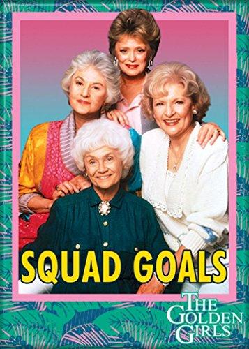 Ata-Boy The Golden Girls 'Squad Goals' 2.5