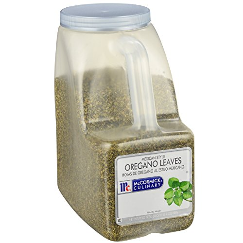 McCormick Culinary Mexican Style Oregano Leaves, 1.5 Pound