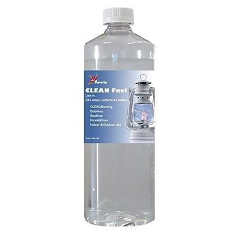 Firefly CLEAN Fuel Lamp Oil   32 Oz.   Smokeless U0026 Virtually Odorless    Clean