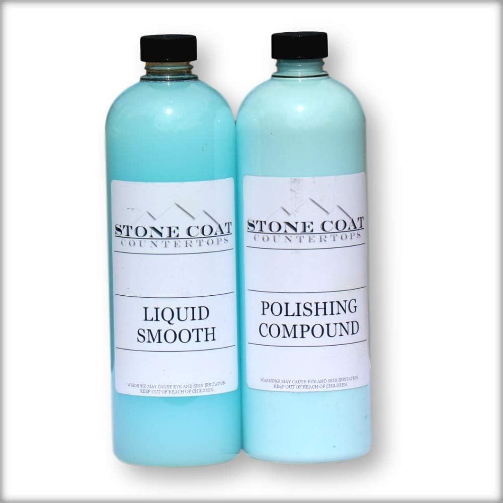 Stone Coat Countertops Polishing & Cleaning Kit