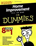 img - for Home Improvement All-in-One For Dummies by Roy Barnhart (2004-05-07) book / textbook / text book