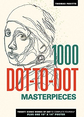 1000 Dot to Dot: Masterpieces