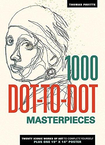 (1000 Dot-to-Dot: Masterpieces)