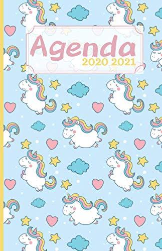 Agenda 2020 2021 Agenda Semainier 2020 2021 A5 Agenda Journalier Juillet 2020 A Decembre 2021 Planificateur Academique Agenda A5 Agenda A Remplir Agenda Licorne 2020 2021 French Edition Des Licornes Au Pays 9798653358975 Amazon Com Books