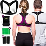 Back Brace Posture Corrector for Men and Women - Best Reviews Guide