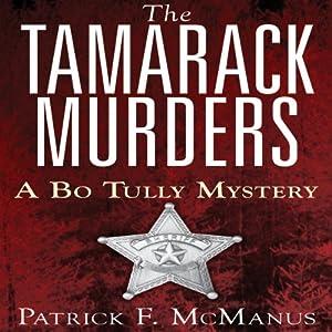 The Tamarack Murders Audiobook
