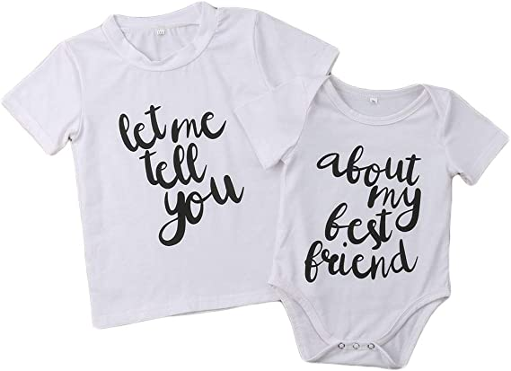 Gift for baby girl Sister Bear Bodysuit Gift for Newborn Baby Girl Baby Girl Shower Gift Baby Girl T-shirts Gift for Toddler