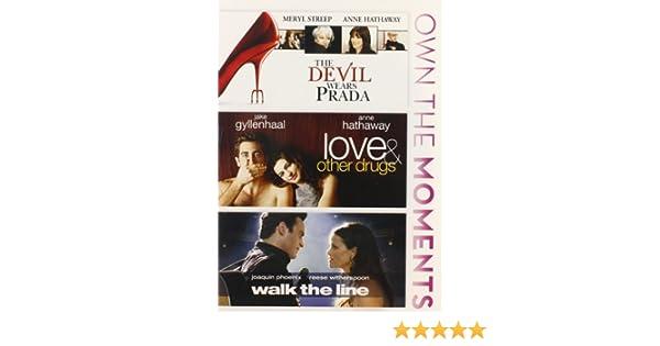 Amazon.com: Walk Line+love+devil Wea Tf: Devi Wears Prada, Love, Walk T: Movies & TV