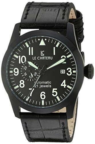 Le Chateau Men's 7081mgun_blk Dynamo -