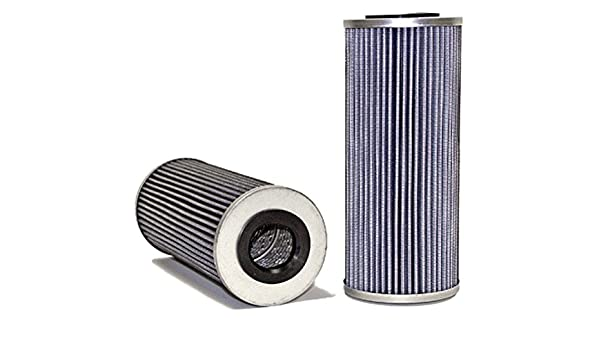 Pack of 1 Wix 51434 Cartridge Metal Canister Hydraulic Filter