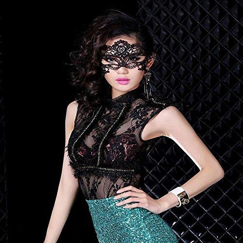 Acxico® Women's Lace Sexy Pretty Masquerade Party Mask