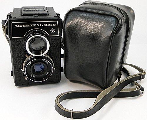 (LOMO LUBITEL-166B Russian Soviet USSR TLR Medium Format 6x6 Camera)