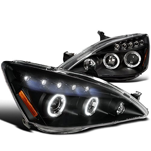 03 honda accord coupe headlights - 1