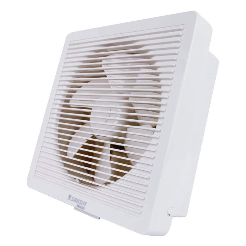 TTIK Ventilador Extractor 28W de Interior s/úper silenciosa para el hogar Cocina ventilaci/ón de Aire,200/×200mm Garaje ba/ño
