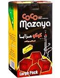 Coco Mazaya Charcoals for Hookah Arguile Narguile Smoke