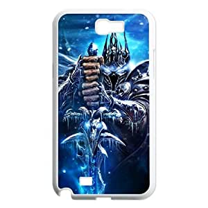 Order Case Game World of Warcraft For Samsung Galaxy Note 2 N7100 O1P892469