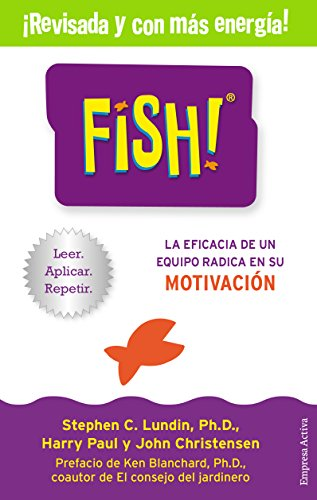 Fish -edicion revisada (Spanish Edition) [Stephen Lundin] (Tapa Blanda)