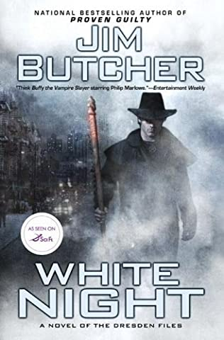 book cover of White Night