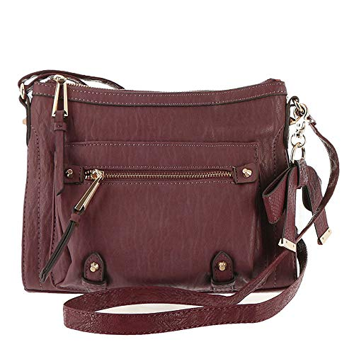Berry Plum Jessica Zip Dusty Xbody Top Simpson Tatiana Plum 8qwg8PO