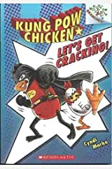 Kung Pow Chicken - 01: Let's Get Cracking Paperback