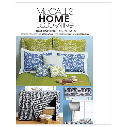 McCall's Patterns M6133 Bedroom Essentials, One Size Only by McCall's Patterns   B004OA77WQ