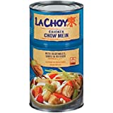 LA CHOY Chicken Chow Mein with Vegetables and Sauce Bi-Pack Dinner, 42 oz