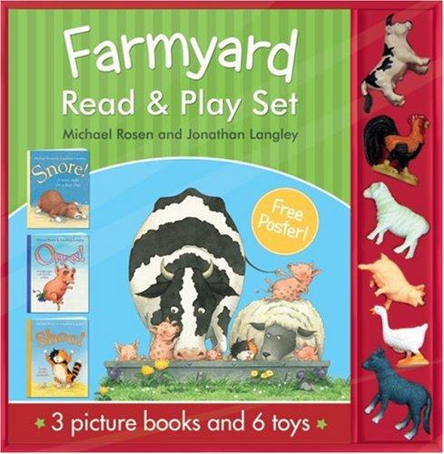 Download Farmyard Read & Play Set PDF
