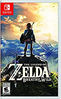 The Legend of Zelda: Breath of the Wild - Switch Edition (B01N33O68B) | Amazon Products
