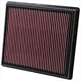 K&N 33-2483 High Performance Replacement Air Filter