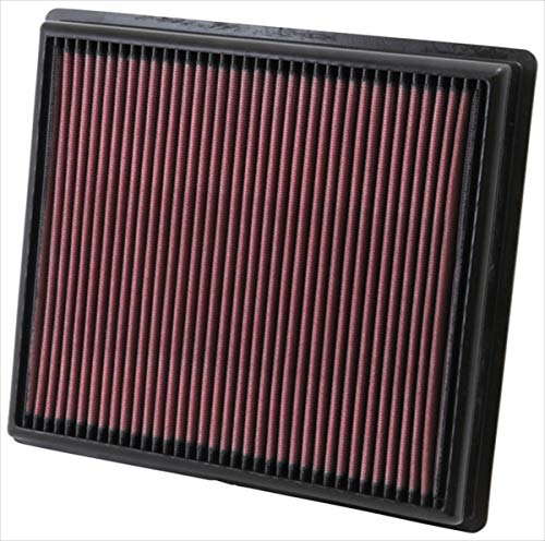 (K&N engine air filter, washable and reusable:  2013-2019 Chevy/Cadillac V6 (Impala, XTS))