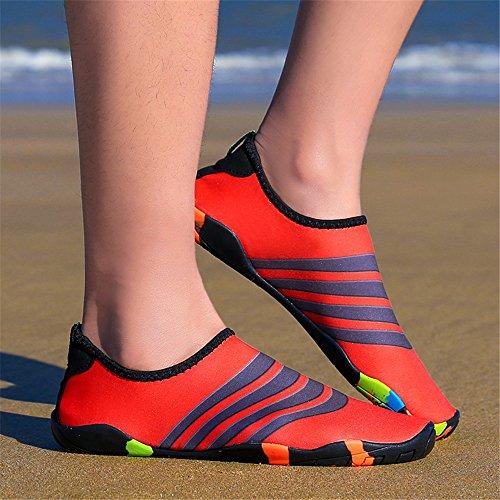 Sole Natation Yoga Légère Piscine Rapide Chaussures Surf L'eau Neutral Sable Et Sports Plage De Nus Nau Pieds Femmes Aux Durable Séchage Hommes L'eau qZO1wqH
