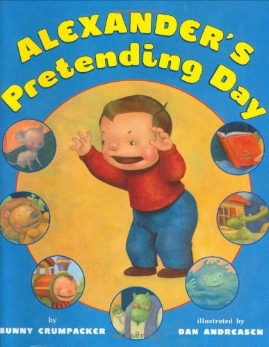 Download Alexander's Pretending Day pdf